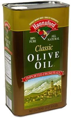 Hannaford Olive Oil Classic