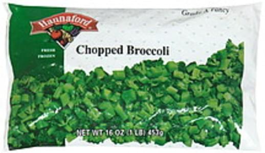 Hannaford Chopped Broccoli