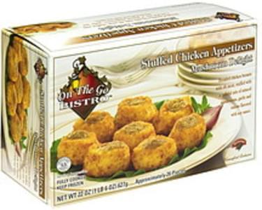 Hannaford Stuffed Chicken Appetizers Mushroom Delight