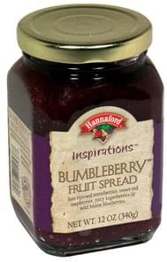 Hannaford Fruit Spread Bumbleberry