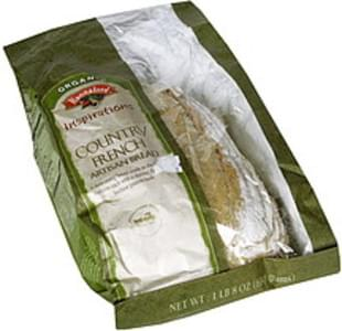 Hannaford Artisan Bread Country French