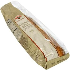 Hannaford Artisan Bread Black Bean & Salsa