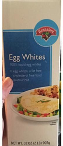 Hannaford Egg Whites - 46 g