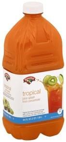 Hannaford Juice Splash Tropical