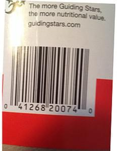 Guiding Stars Whole Grain Rolled Oats