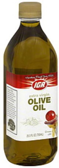 IGA Olive Oil Extra Virgin