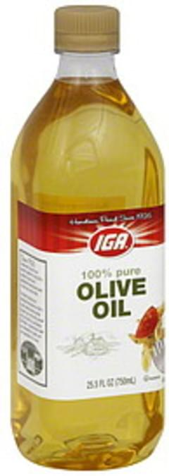 IGA Olive Oil 100% Pure