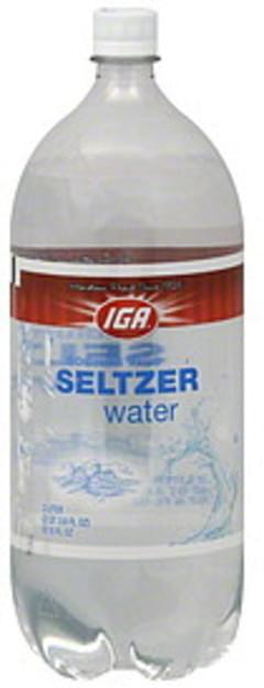 IGA Seltzer Water