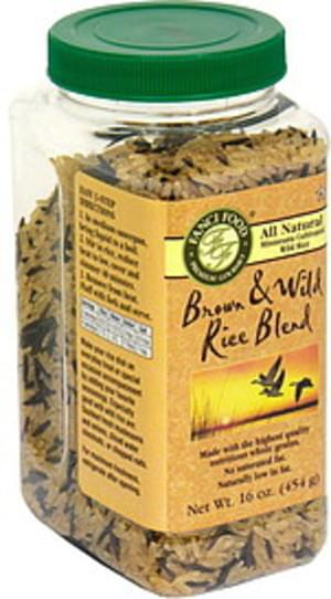 Fanci Food Brown & Wild Rice Blend - 16 oz