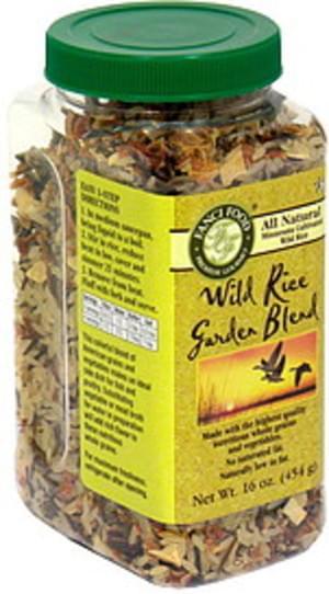 Fanci Food Wild Rice Garden Blend - 16 oz