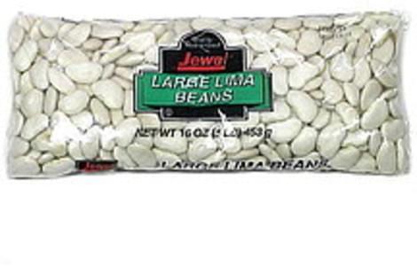 Jewel Lima Beans Large