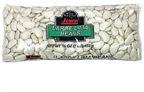 Jewel Lima Beans Large