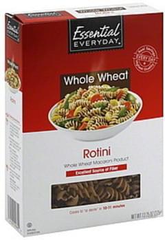 Essential Everyday Rotini Whole Wheat