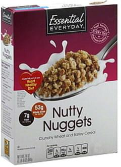 Essential Everyday Cereal Nutty Nuggets