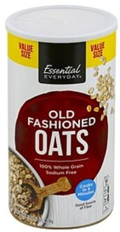 Wild Harvest Oats Old Fashioned, Value Size