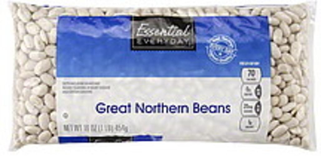 Essential Everyday Great Northern Beans - 16 oz