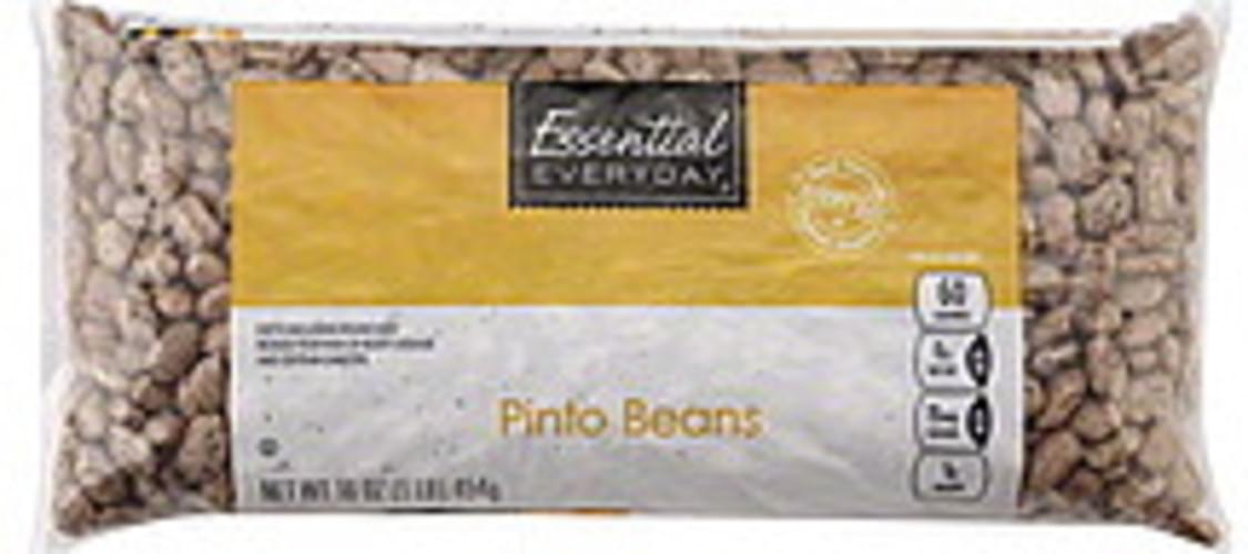 Essential Everyday Pinto Beans - 16 oz