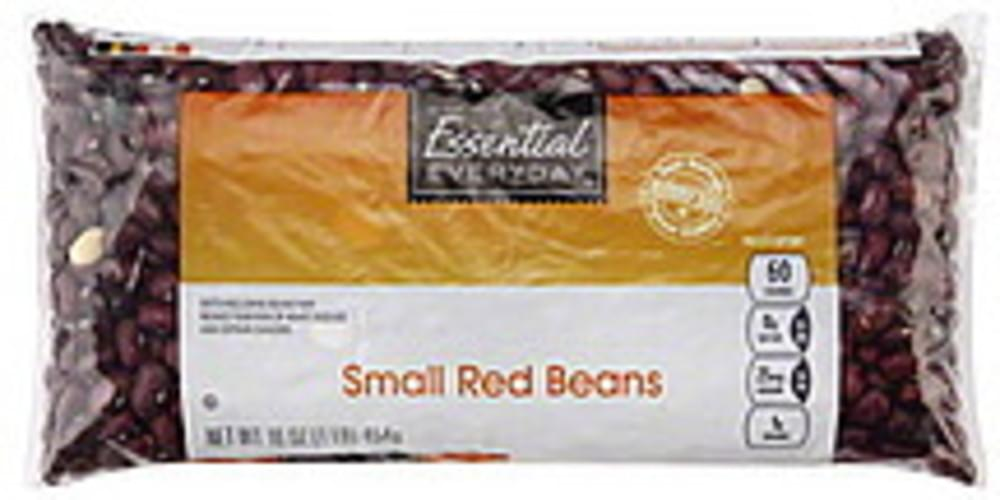 Essential Everyday Small Red Beans - 16 oz