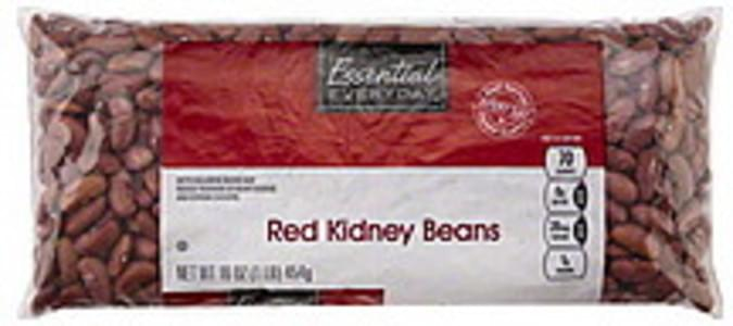 Essential Everyday Kidney Beans Red