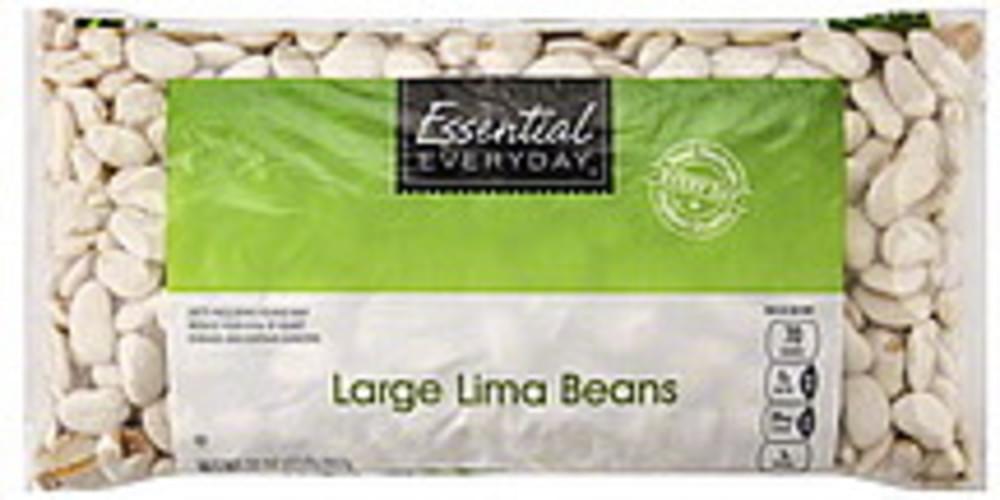 Essential Everyday Large Lima Beans - 32 oz