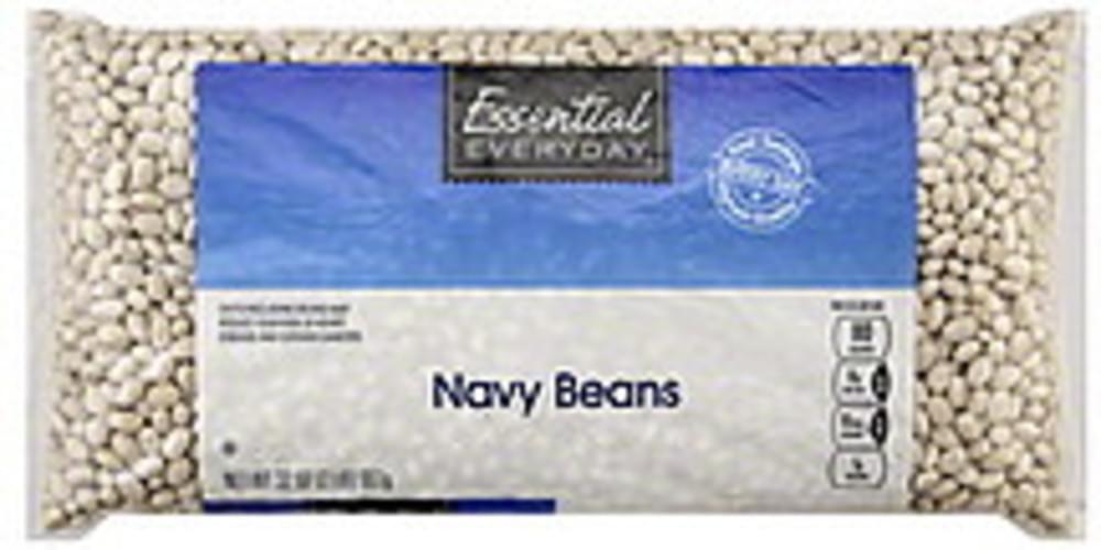 Essential Everyday Navy Beans - 32 oz