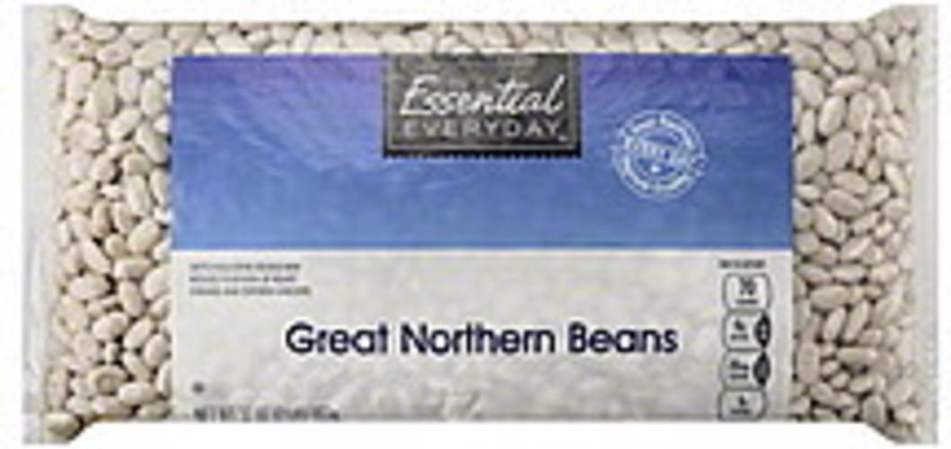 Essential Everyday Great Northern Beans - 32 oz