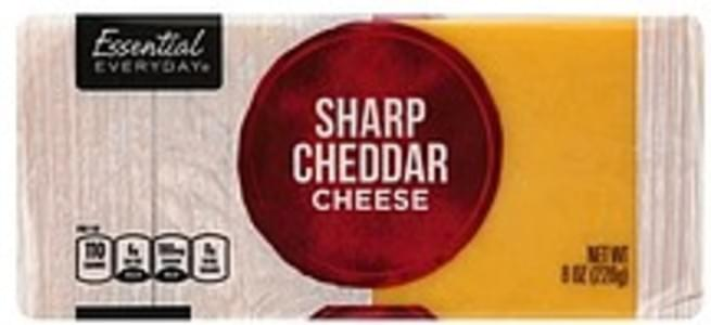 Essential Everyday Cheese Sharp Cheddar