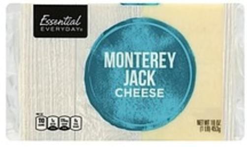 Essential Everyday Cheese Monterey Jack