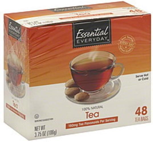 Essential Everyday Orange Pekoe, Bags Black Tea - 48 ea