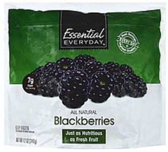Essential Everyday Blackberries