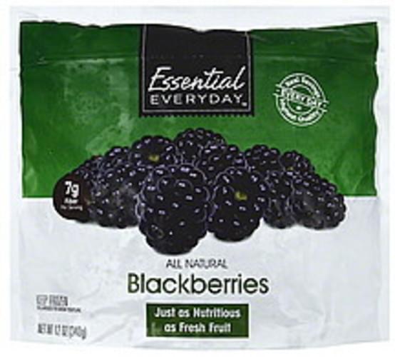Essential Everyday Blackberries - 12 oz
