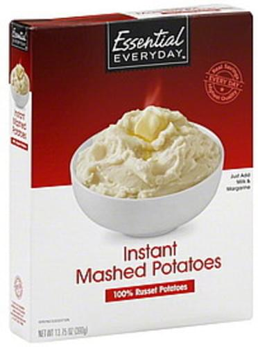 Essential Everyday Instant Mashed Potatoes - 13.75 oz
