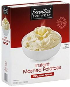 Essential Everyday Mashed Potatoes Instant