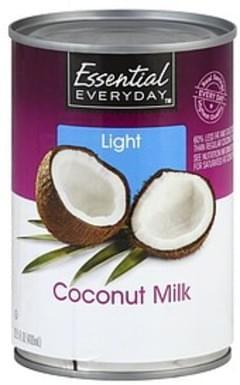 Essential Everyday Coconut Milk Light