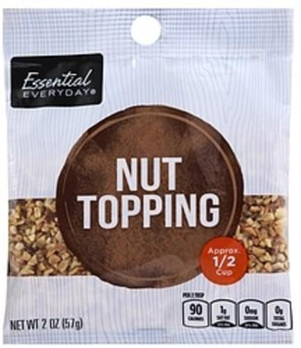 Essential Everyday Nut Topping - 2 oz