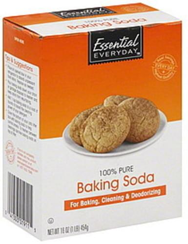 Essential Everyday 100% Pure Baking Soda - 16 oz