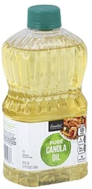 Essential Everyday Pure Canola Oil - 24 oz