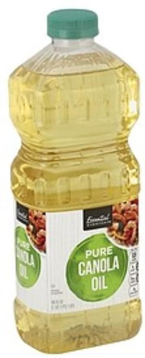 Essential Everyday Pure Canola Oil - 48 oz