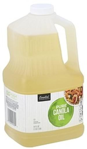 Essential Everyday Pure Canola Oil - 64 oz
