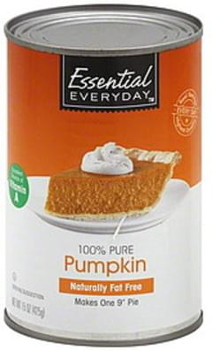 Essential Everyday Pumpkin 100% Pure