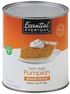 Essential Everyday Pumpkin