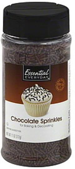 Essential Everyday Sprinkles Chocolate