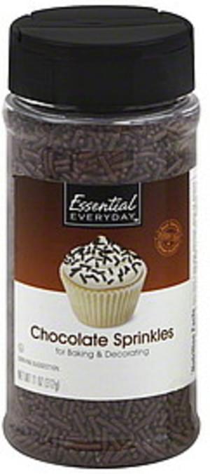 Essential Everyday Chocolate Sprinkles - 11 oz