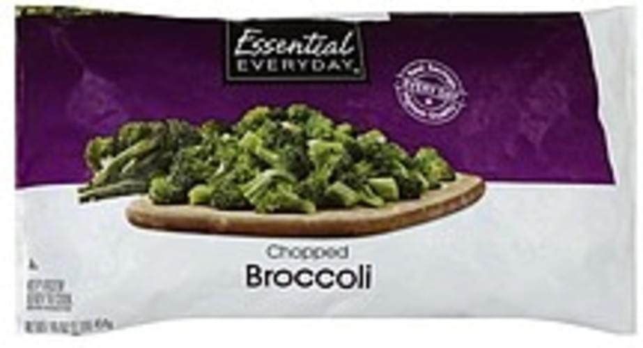 Essential Everyday Chopped Broccoli - 16 oz