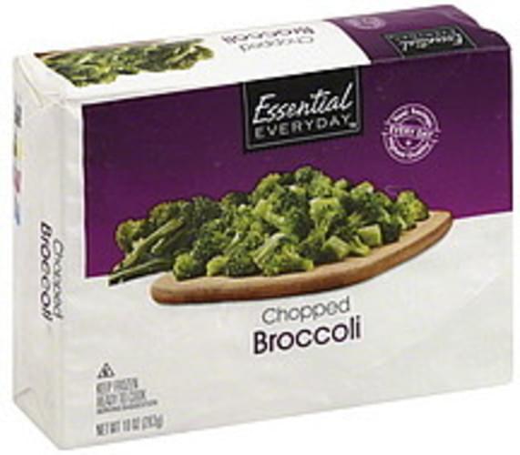 Essential Everyday Chopped Broccoli - 10 oz
