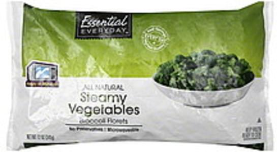 Essential Everyday Steamy Vegetables Broccoli Florets