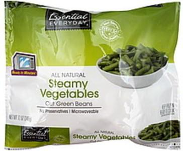 Essential Everyday Steamy Vegetables Cut Green Beans