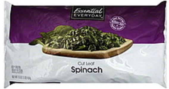 Essential Everyday Spinach Cut Leaf