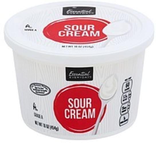 Essential Everyday Sour Cream - 16 oz