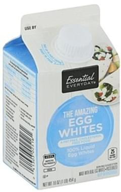 Essential Everyday Egg Whites 100% Liquid